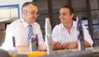 Max und Florian Prem, Schneidwerkzeugmechaniker