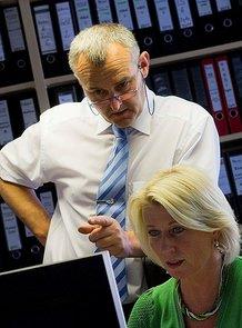 Max und Karin Prem - Geschäftsführer der WEMA GmbH Zerspanungswerkzeuge