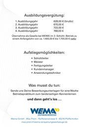 Ausbildungs Flyer 2014- 2015 Seite 2